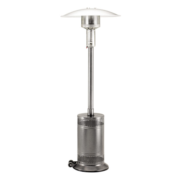 PATIO COMFORT JET/SILVER VEIN PORTABLE LP HEATER