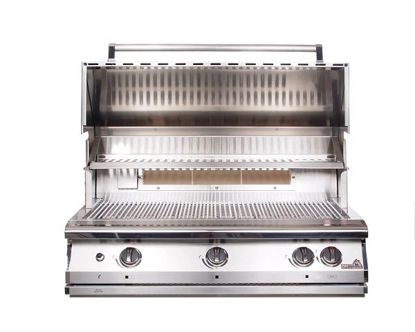 "PGS LEGACY 39"" PACIFICA GOURMET GRILL HEAD WITH INFRARED ROTISSERIE BURNER"
